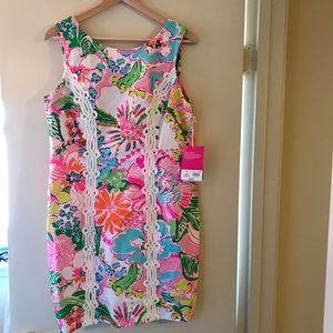 🍍NWT Lilly Pulitzer for Target Nosey Posey dress